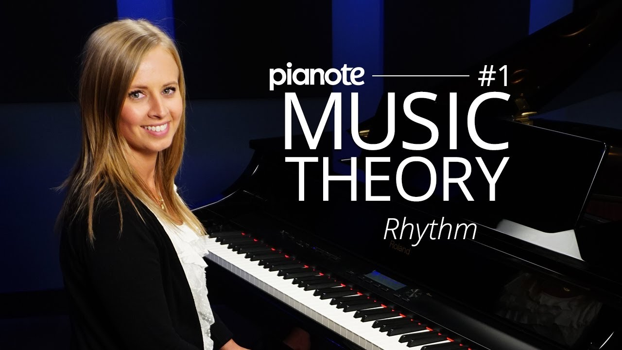 Music Theory For The Dropouts 1 Rhythm Piano Lesson Youtube