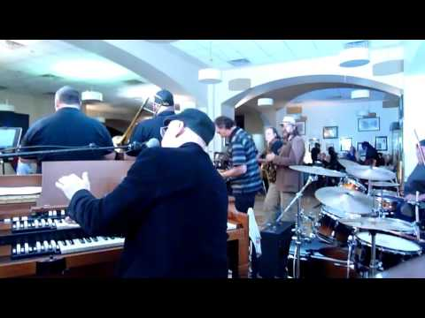 Them Changes - The REAL Band at the Jazz Depot