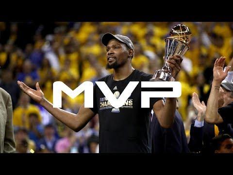 Kevin Durant Mix - NBA Finals MVP (Golden State Warriors NBA Finals Champions 2017)