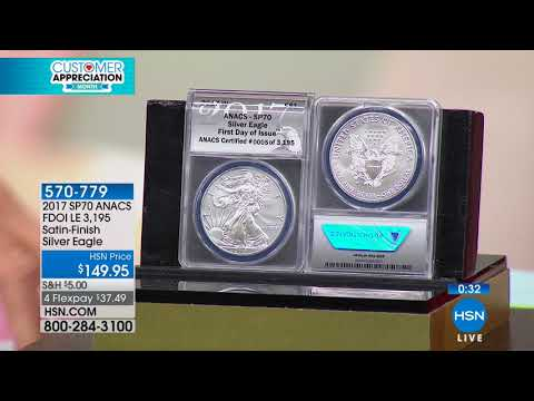 HSN | Coin Collector 04.29.2018 - 02 PM