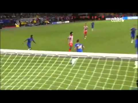 Chelsea 1 4 Atlético de Madrid Falcao no es un tigre es una bestia