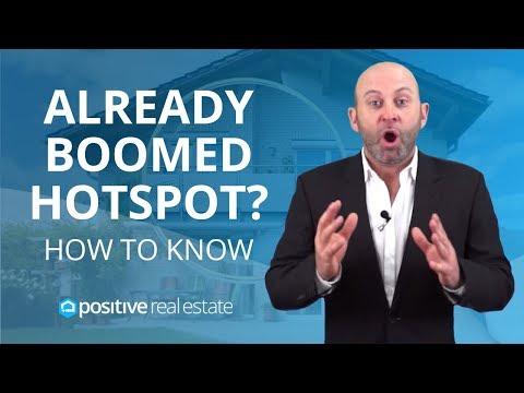When has a Hotspot already bloomed?