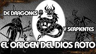 Historias SCP: De serpientes y dragones el origen de Mekhane el dios roto (Español Latino)