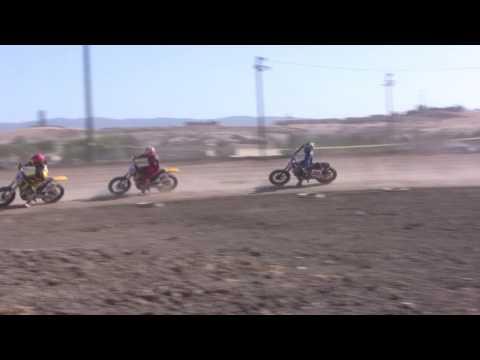 San Jose Speedway Motorcycle Practice Day