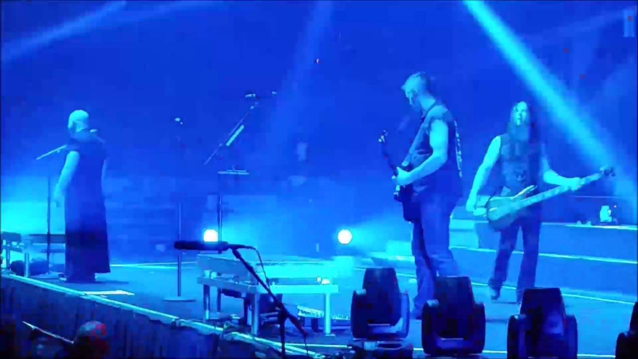 Disturbed Cover of Nine Inch Nails Animal Live in Concert - YouTube