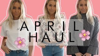 APRIL HAUL & TRY ON | VERY PETITE, LOVE, LAURA ASHLEY