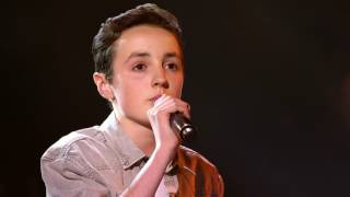 Stijn - 'End Of The Road' | Sing-Off | The Voice Kids | VTM