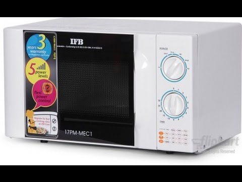 ifb 17pmmec1 17 l solo microwave oven 2016 youtube rh youtube com ifb microwave oven 20pg3s user manual ifb microwave oven 20pg3s user manual