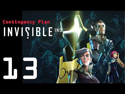 Invisible Inc. Contingency Plan 13 - Perfect Timing