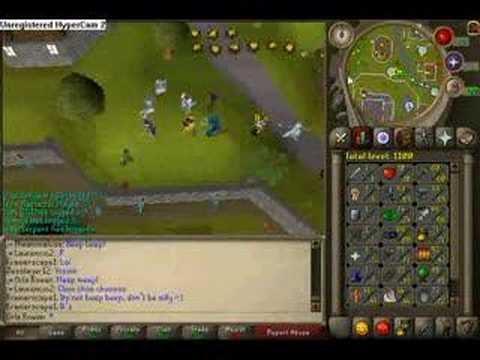 Orla Rowan Gets 92 Firemaking And 1100 Total