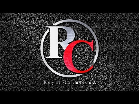 How to make Silver Effect Text Logo Design – Create a Metallic Effect Logo in Photoshop CS6