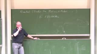 Physik II - Vorlesung 1: Fehlerrechnung