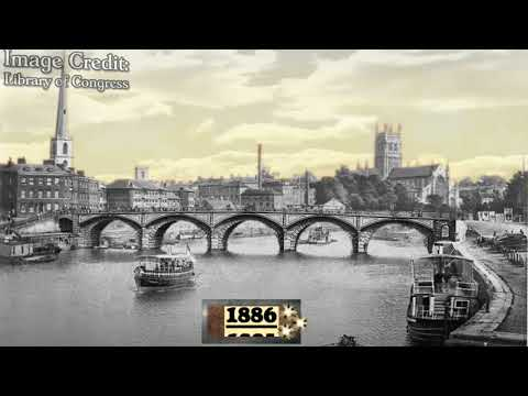 Worcester Bridge: A Journey Through Time!