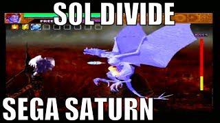 Sol Divide ( Sega Saturn )