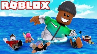 swim 9999 ft or die in roblox