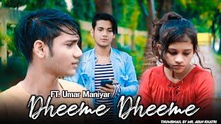 Dheeme Dheeme   Umar   Tony Kakkar ft. Neha Sharma   Official Music