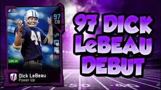 Madden 19 Ultimate Team :: Dick LeBeau Debut! He Makes A Crucial Play! :: Madden 19 Ultimate Team