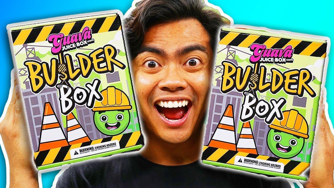 *NEW* GUAVA JUICE BOX Builder Box Edition!