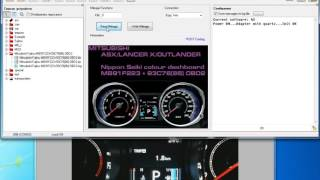 Iprog+ Mitsubishi ASX/Lancer X/Outlander MB91F223+93C76(86) OBD2