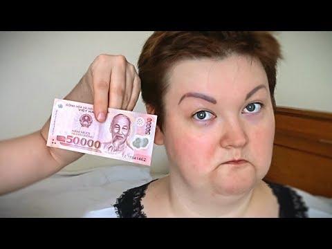 ПРО БАБЛО! 😎💰 Обмен денег во Вьетнаме 2019. Курс валют в Нячанге. Где менять? Наличка или карта?
