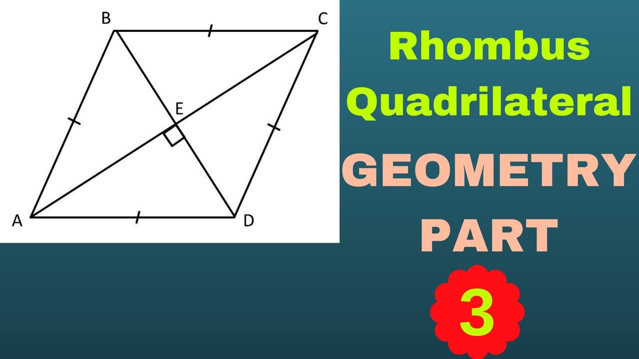 Quadrilateral rhombus part 3 geometry for ssc cat cpo quadrilateral rhombus part 3 geometry for ssc cat cpo railway pooptronica