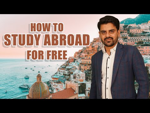 HOW TO STUDY ABROAD FOR FREE | Indian Students| International Students 2020 | Meridean Overseas