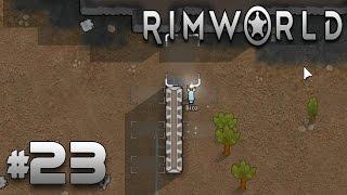 RimWorld Прохождение: #23 - Строим корабль!