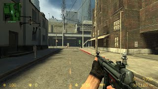 Counter-Strike Source PC Gameplay HD