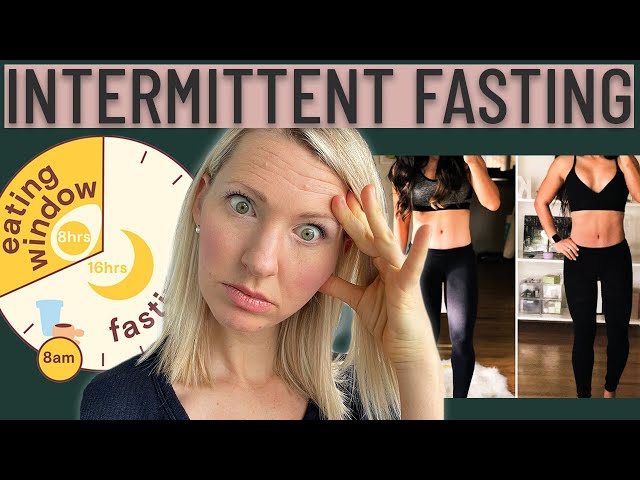 Dietitian vs Diet: Intermittent Fasting for Weight Loss (What the Science Actually Says...)