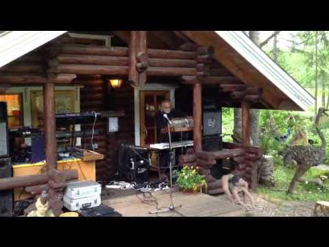 Esa Kotilainen - Improvisaatio Patsaspuistossa