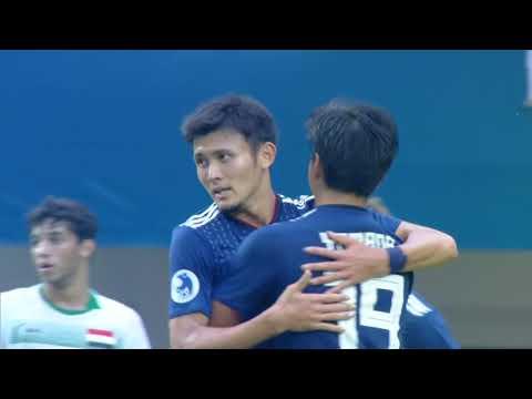 Japan 5-0 Iraq (AFC U19 Indonesia 2018 : Group Stage)