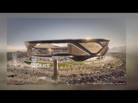 Committee votes to move forward with stadium plan in Las Vegas
