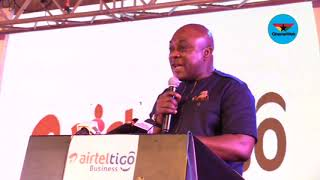 Learn from AirtelTigo to avoid business collapse – Deputy Minister of Trade and Industry