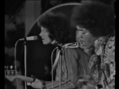 Jimi Hendrix Wild Thing 19670511