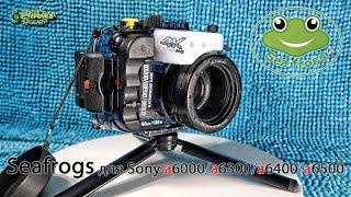 Sea Frogs A6000/A6300/A6500 подводный бокс для Sony Alpha с объективом 16-50
