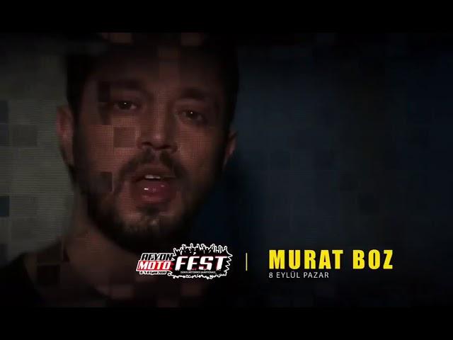 Murat Boz Afyon Moto Fest TMP