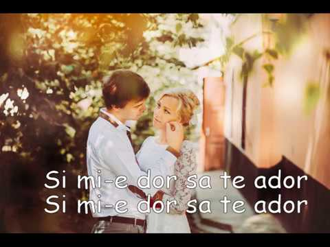 Doddy feat. Lora - Dor Sa Te Ador | Official Video Lyrics