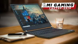 Mi Gaming Laptop 2019 (RTX 2060 | i7 9th Gen | 1TB SSD) - Unboxing & Hands On