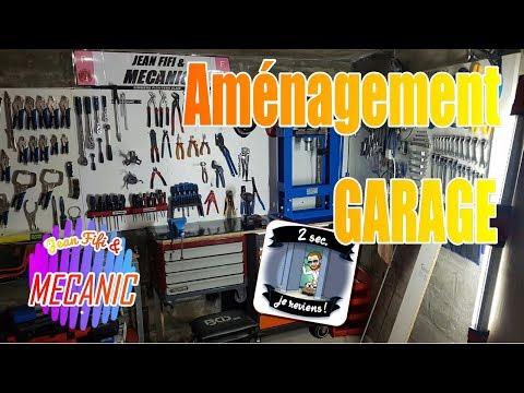 Aménagement Du Garage Jean Fifi & MECANIC