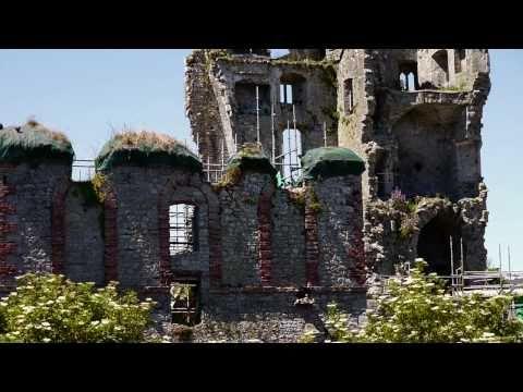 Askeaton Castle. Limerick, Ireland.