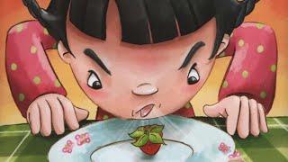 A menina que não gostava de frutas - Historinhas para dormir