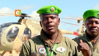 THE FRONTLINE  | Kenyan forces in Somalia relieve experience