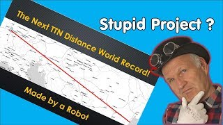 #271 Let's build a TTN Tracker which creates long distance records (if possible)