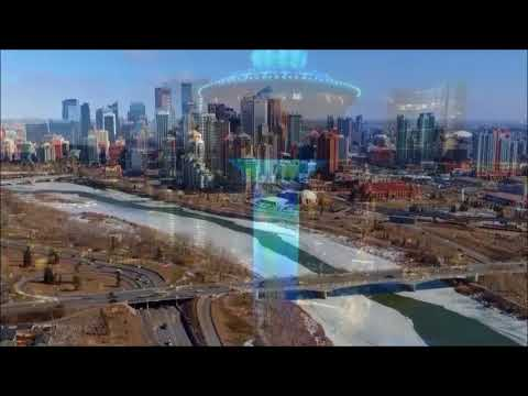 Calgary,Alberta City Of Canada Tour 2018 (HD FULL VIDEO)