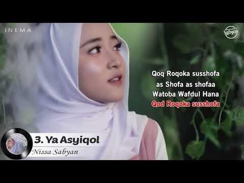 NISSA SABYAN Full Album (Video Lirik) - Lagu Sholawat Terbaru 2018 HD