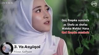 NISSA SABYAN Full Album (Video Lirik) - Lagu Sholawat Terbaru 2018_HD.mp4