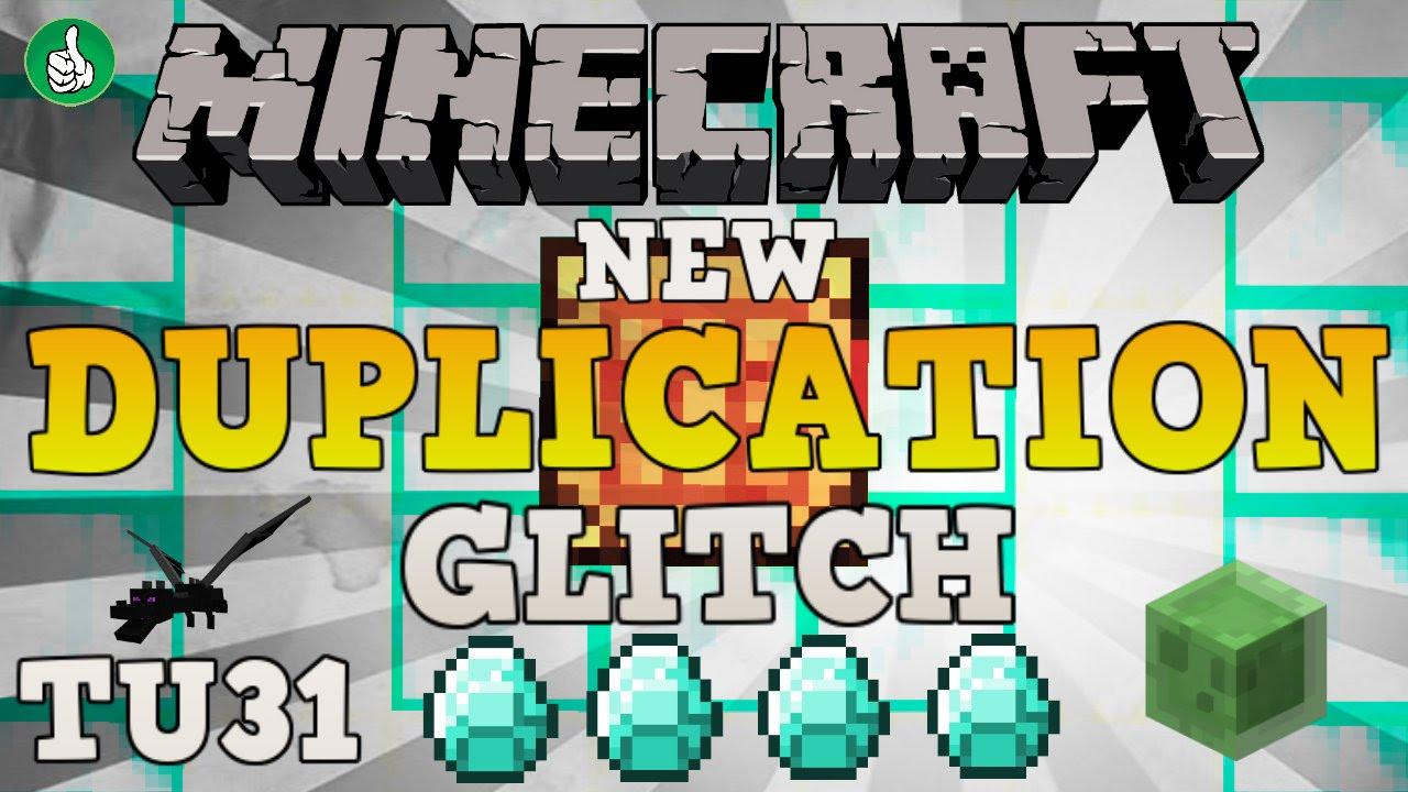 minecraft console duplication glitch tutorial tu31 new