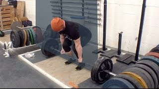 The Strength Athlete - Deadlift Cues!