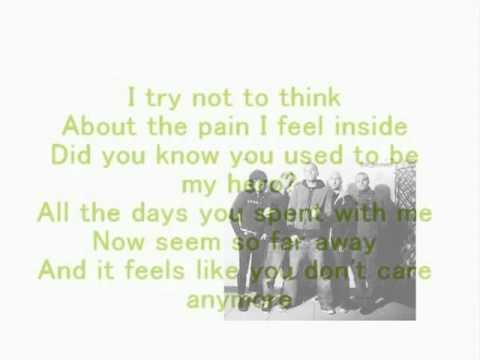 Simple Plan Perfect Lyrics