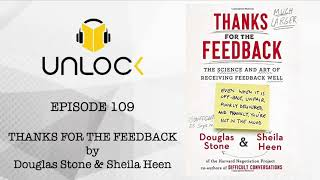 Unlock Podcast Episode #109: Thanks for the feedback